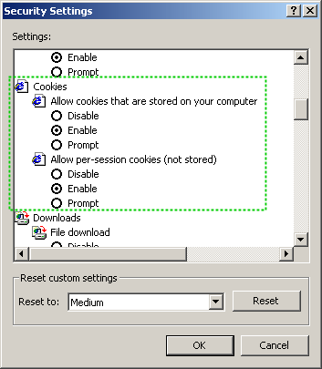Save changes by clicking Ok in each dialog and go to one of the